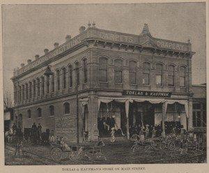 Toklas & Kaufman's Store (pg 2)