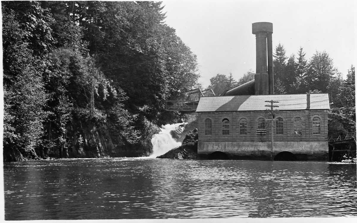 Olympia Light And Power 10 5 14 Olympia Historical Society And Bigelow Ho
