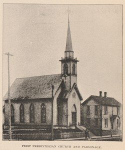 First Presbyterian Church and Parsonage (pg 16)