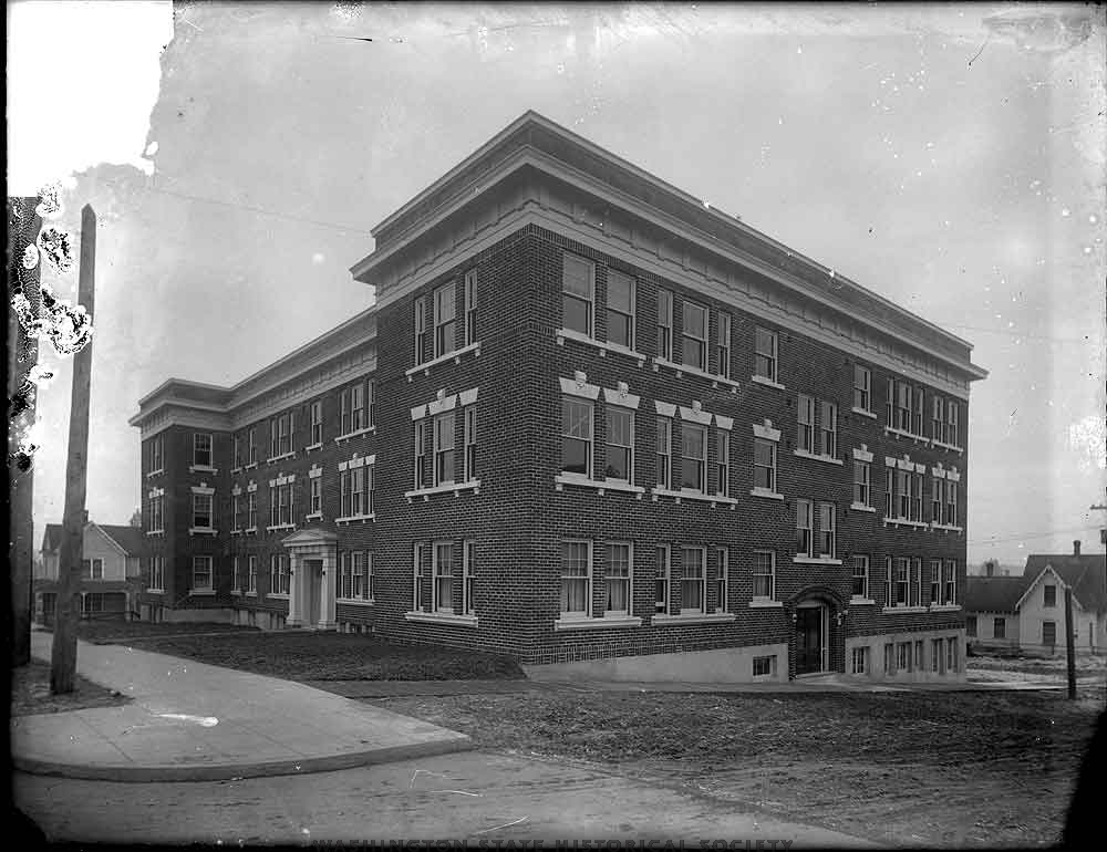 East Capitol Campus/Site of Capital Apartments | Olympia ...