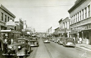 4th Ave 1940s