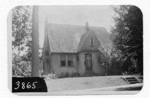 Vance House 1939