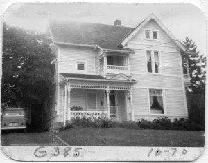 Ward House_1970