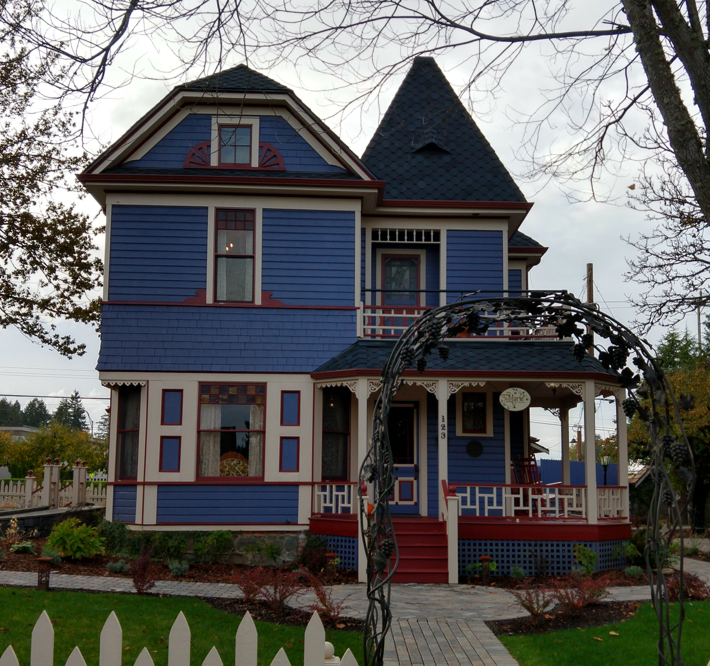 Olympia Historical Society And Bigelow House Museum